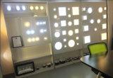 lampe de panneau Plafond-Montée ronde de 6W DEL 2700-6500k Downlight AC85-265V 50-60Hz 90lm/W s'allumant à la maison