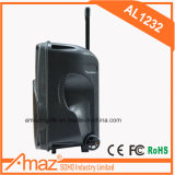 Le meilleur haut-parleur portatif sans fil de vente de chariot à Bluetooth