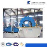 Máquina de proceso machacada rueda doble de la arena para la venta