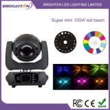소형 100W LED 광속 이동하는 맨 위 단계 빛 (BR-100B)