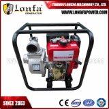 Bomba de água motorizada a diesel de 3 polegadas (80mm) para irrigação agrícola / jardim