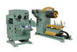 送り装置を持つオートメーション機械ストレートナおよび工作機械のUncoilerの使用