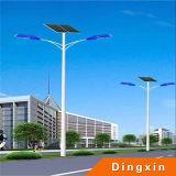 Luz de rua solar do diodo emissor de luz 10m da venda quente 4m 5m 6m 7m 8m 9m por 5 anos de luz de rua solar do diodo emissor de luz da garantia