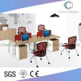 Projekt-Entwurf L Form-Melamin-Möbel-Büro-Arbeitsplatz