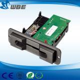 Controle de acesso RS232 / USB Manual Insert Magnetic Card Reader