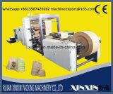 기계 종이를 만드는 정연한 밑바닥 변환장치 통제 종이 봉지는 기계를 만드는 부대를 전송한다