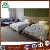 Personalizar a mobília padrão do quarto do hotel moderno do estilo