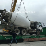 Camion utilizzato del miscelatore di /Isuzu Hino Nissan Fuso 8m3 10m3 12m3 del camion della betoniera del cilindro di Isuzu Cyz 6