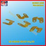 De Componenten van het Metaal van het Blad van het messing met het Plateren van het Nikkel (hs-sm-018)