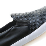 Entwurf 2017new PU-oberes Segeltuch-beiläufige Frauen-Schuhe