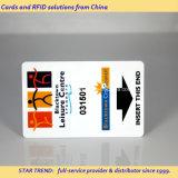 PVC로 만드는 로코병 자석 줄무늬를 가진 호텔 키 카드