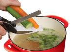 Овощ 2 высокого качества ухищренный в 1 тяпке еды резца