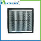 Глубокая эффективность фильтра фильтра H13 99.97% Pleat HEPA