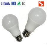 Opale A60 - 7W E27/B22 dell'indicatore luminoso di lampadina del LED Multi-LED