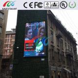 Outdoor Full Color Front Manutenção LED Display Sinais para Publicidade