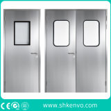 Застекленные двери чистой комнаты нержавеющей стали для еды или фармацевтической фабрики