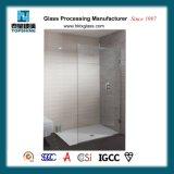 Перегородка ливня поставщика Китая стеклянная/приложение ливня Frameless/экран ливня для ванной комнаты дома и гостиницы