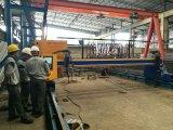De op zwaar werk berekende CNC van de Brug Scherpe Machine van het Gas van het Plasma met Straighting die Kr-PLD snijden