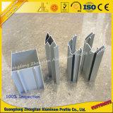 Partition en aluminium de bureau de profil d'extrusion pour la décoration de Division