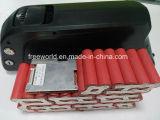 14s4p het Pak van de Batterij 52V GA van het Lithium van de dolfijn voor e-Fiets met het Omhulsel van de Dolfijn