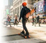 Skate elétrico de 4 rodas, Longboard com motor do Hob