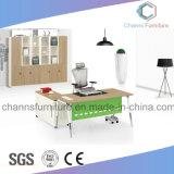 중국 공급자 대중적인 사무실에 의하여 박판으로 만들어지는 행정상 책상 매니저 책상