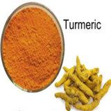Порошок выдержки Curcuma корня турмерина 95% порошка куркумина естественный