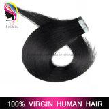 Nastro brasiliano dei capelli umani di Remy nell'estensione dei capelli