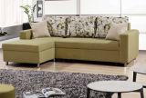 L'insieme del sofà con memoria ed estrae la base