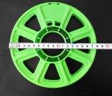 вьюрок пластмассы нити ABS PLA принтера 3D
