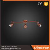 Neues Entwurf 24V rotes Bronze-PFEILER Punkt-Licht für Büro-Dekoration
