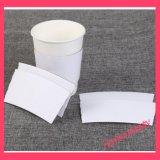 Taza de papel impresa aduana disponible del café