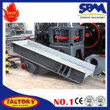 Alimentateur vibratoire à moteur Sbm pour équipement minier