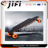 Quatro rodas duplo motor elétrico Long Board, skate elétrico de Jifi