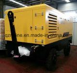 Compressore d'aria portatile elettrico della vite di Kaishan LGY-11.6/13G 90kw