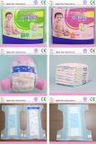 Classe etária dos bebês de Taobao e tecido absorvente super do bebê dos tecidos dos bebês da caraterística