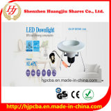 LED Downlight del estándar americano 12W 18W alta calidad de 5/6 pulgada E26 E27