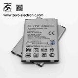 batterie neuve Bl-51yf de téléphone mobile de 3.85V 2900mAh 100% pour l'atterrisseur G4 H815 F500 Vs986 Vs999