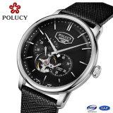 Relógio automático luxuoso da alta qualidade do OEM de Facotry do relógio