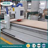 máquina do router do CNC 1600kg para o alumínio