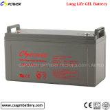 batterie solaire de longue vie de 12V 120ah