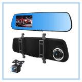 مراجعة آلة تصوير مرآة [1080ب] [فيديو ركردر] سيارة [دفر] مع 6 [لد] [نيغت فيسون] خفيفة