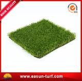 Трава дерновины популярного цвета формы 4 u синтетическая искусственная