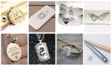 De maximum 20W Graveur van de Laser van Mopa Slimme voor iPhone en Juwelen