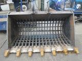 Grating da máquina escavadora de 20t 30t/cozimento na grelha/cubeta de esqueleto para toda a máquina escavadora do tipo