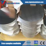 Círculos de giro do alumínio da qualidade/os de alumínio (1050 1060 1070 1100 3003 3004)