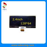 2.4inch желтая индикаторная панель цвета OLED