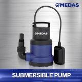 Pompe à eau submersible de l'eau encrassée