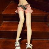 100cm Bein-Silikon-Geschlechts-Puppe-Skeleton männliches Spielzeug-reale Puppe für Männer
