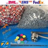 주사하게 준비되어 있는 순수한 완성되는 스테로이드에 대략 완성되는 스테로이드 기름 필터를 위한 스테로이드 펌프 장치 필터